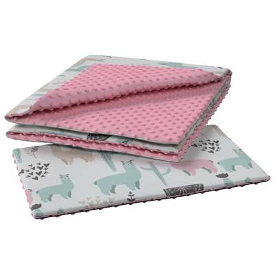 Minky-Babydecke von der Kollektion Magic Collection, Stoff: 500-01