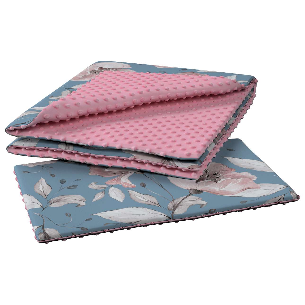 Minky-Babydecke von der Kollektion Magic Collection, Stoff: 500-18