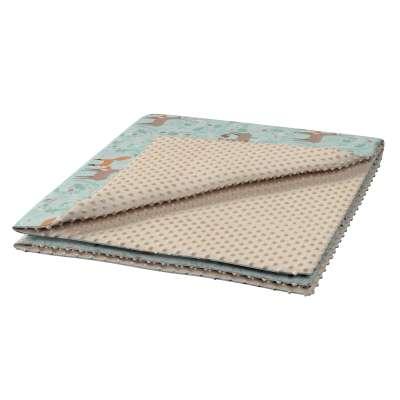 Minky-Decken von der Kollektion Magic Collection, Stoff: 500-15