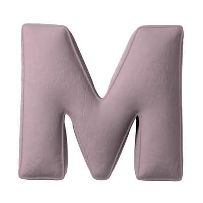 Poduszka literka M 704-14 Kolekcja Posh Velvet
