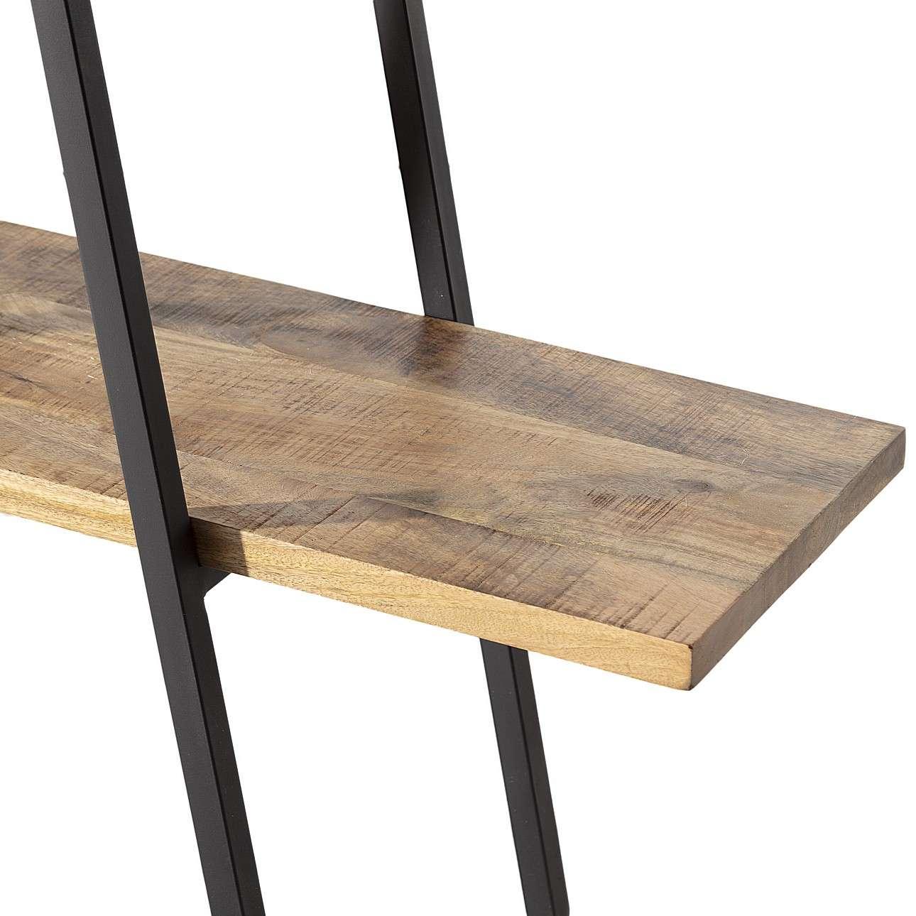 Regal Leiter Loft, 120 x 40 x 173 cm Dekoria