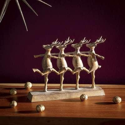 Dekoracja Reindeers