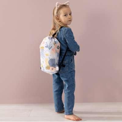 Worek plecak Kiddy w kolekcji Magic Collection, tkanina: 500-04