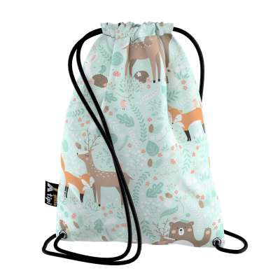 Rucksackbeutel Kiddy von der Kollektion Magic Collection, Stoff: 500-15