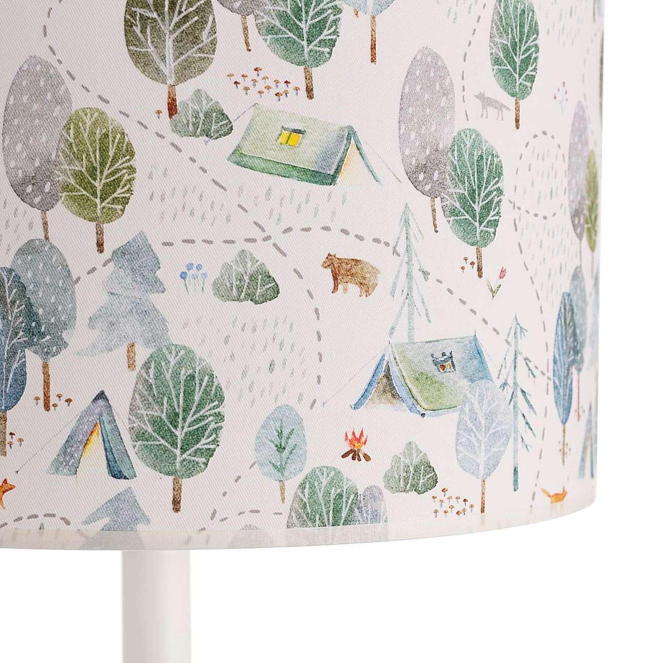 Lampa podłogowa Woodland