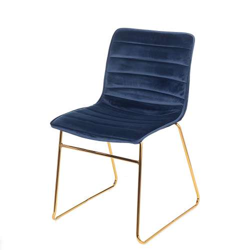 Dekoria Krzesło Milo Navy