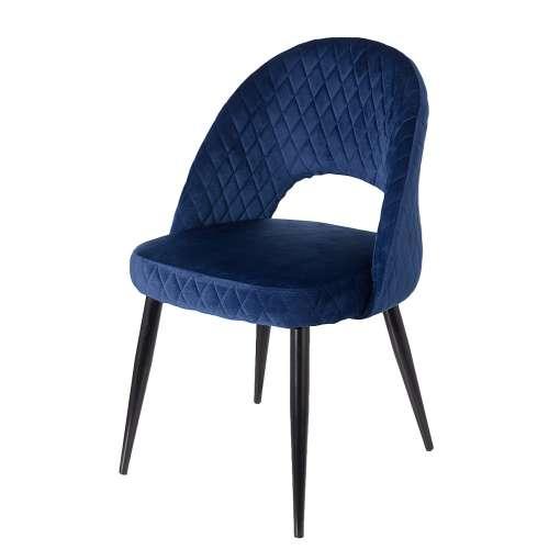 Dekoria Krzesło Umberto Navy