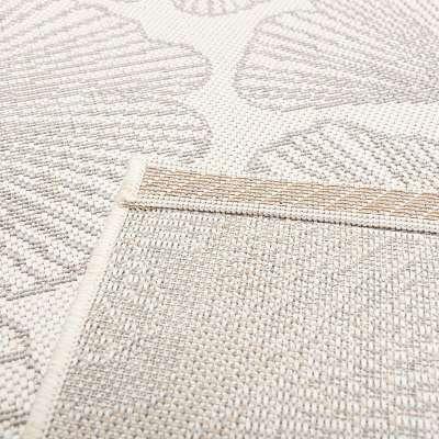 Teppich Cottage snow white/silver 120x170cm