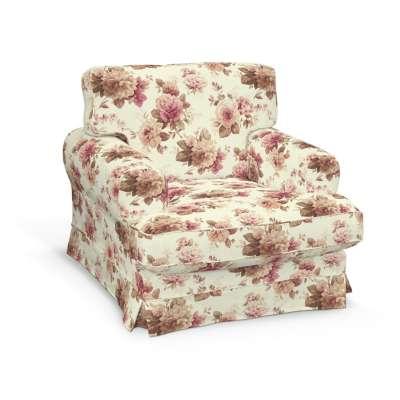 Pokrowiec na fotel Ekeskog w kolekcji Londres, tkanina: 141-06