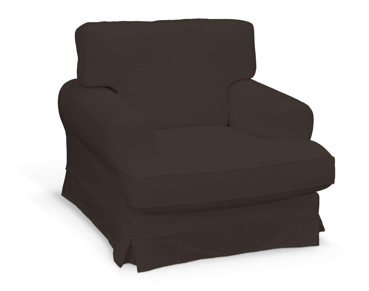 Pokrowiec na fotel Ekeskog w kolekcji Cotton Panama, tkanina: 702-03