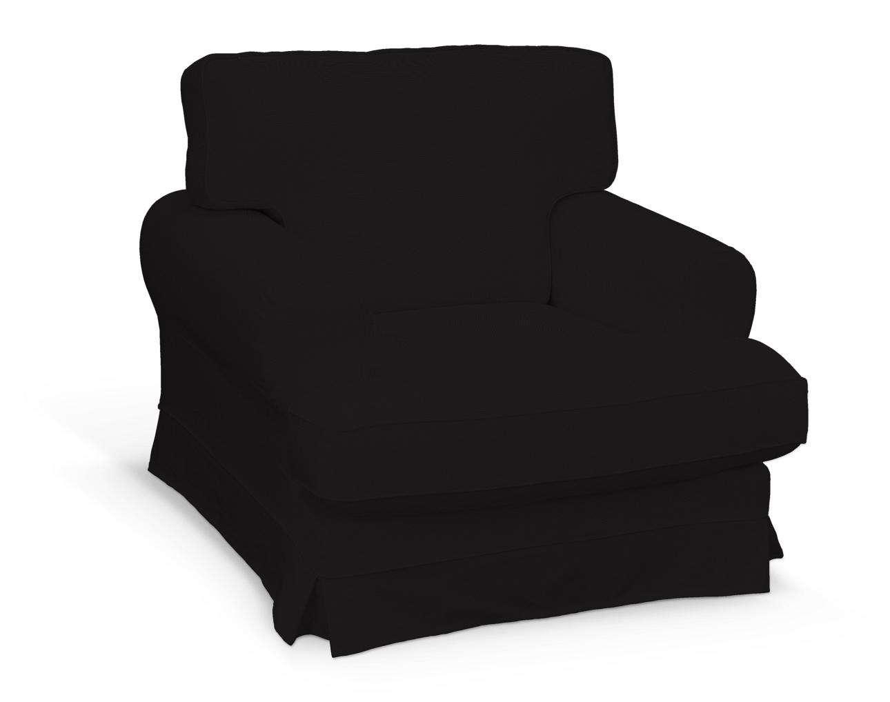 Pokrowiec na fotel Ekeskog w kolekcji Cotton Panama, tkanina: 702-09