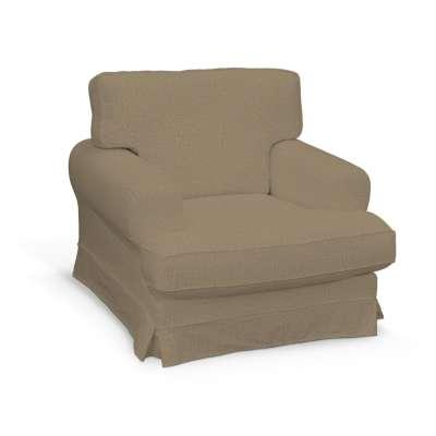 Pokrowiec na fotel Ekeskog w kolekcji Chenille, tkanina: 702-21