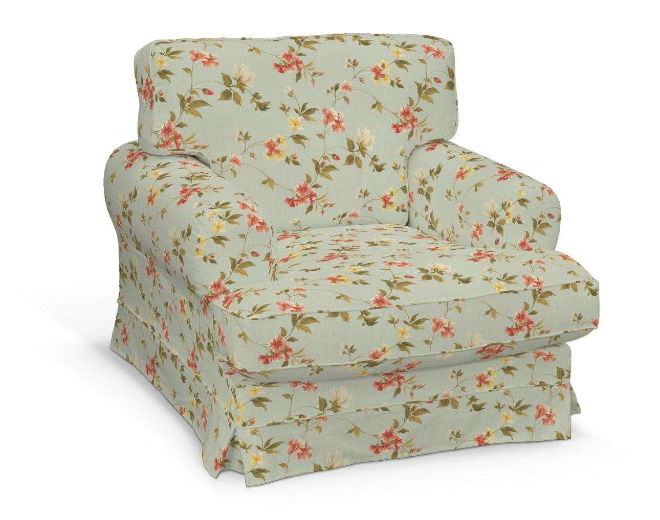 Ekeskog Sesselbezug von der Kollektion Londres, Stoff: 124-65