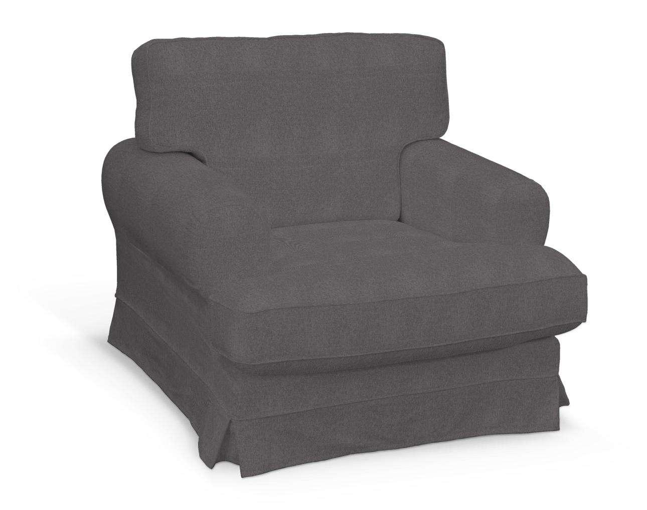 Pokrowiec na fotel Ekeskog w kolekcji Etna, tkanina: 705-35