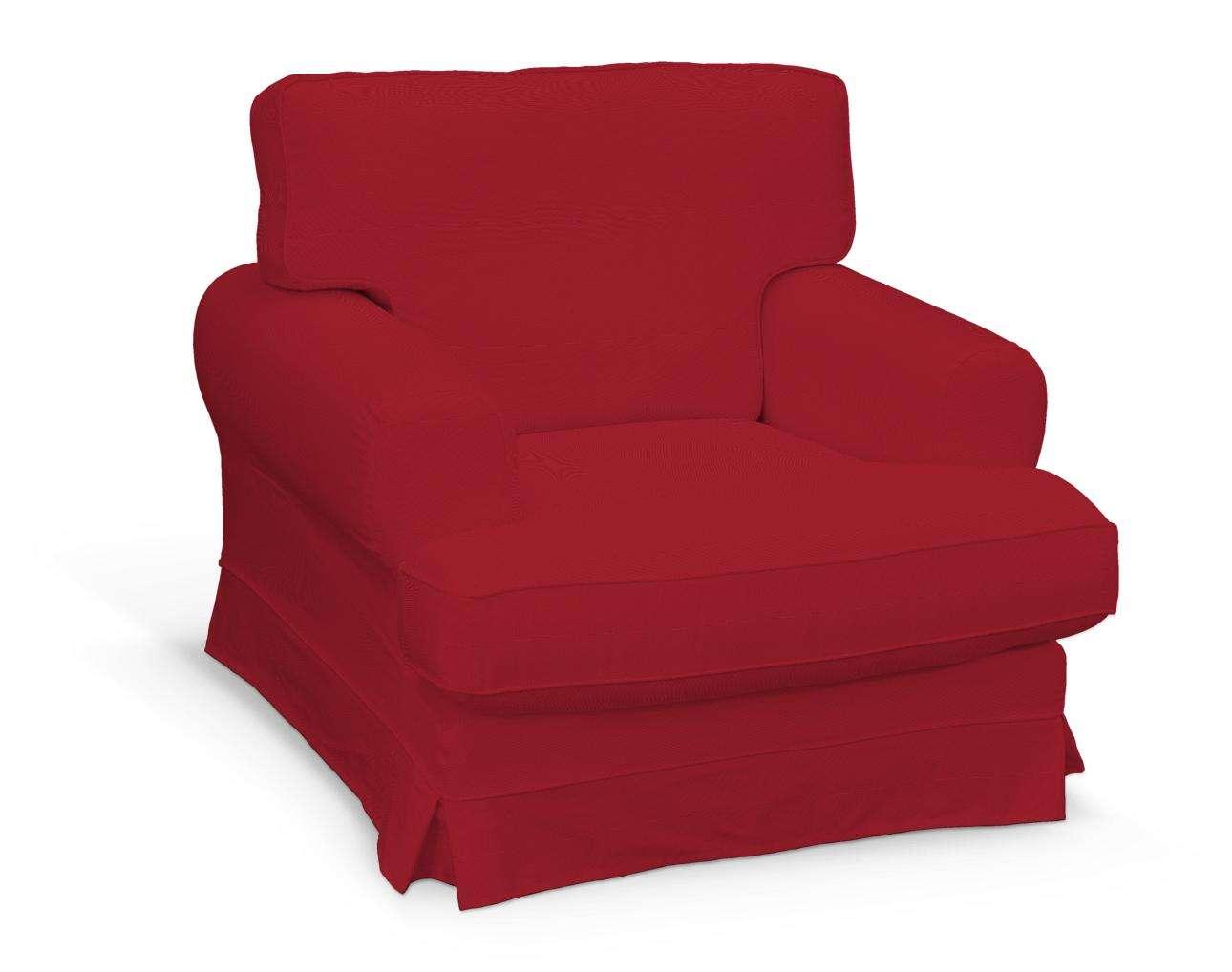 Pokrowiec na fotel Ekeskog w kolekcji Etna, tkanina: 705-60