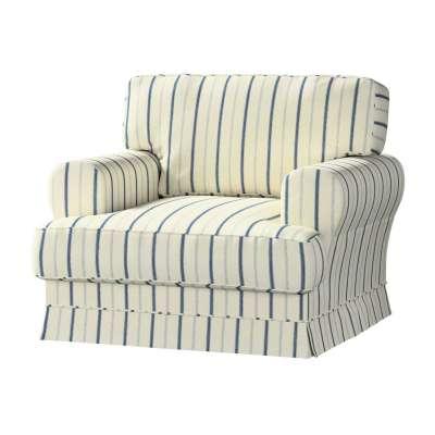 Pokrowiec na fotel Ekeskog w kolekcji Avinon, tkanina: 129-66