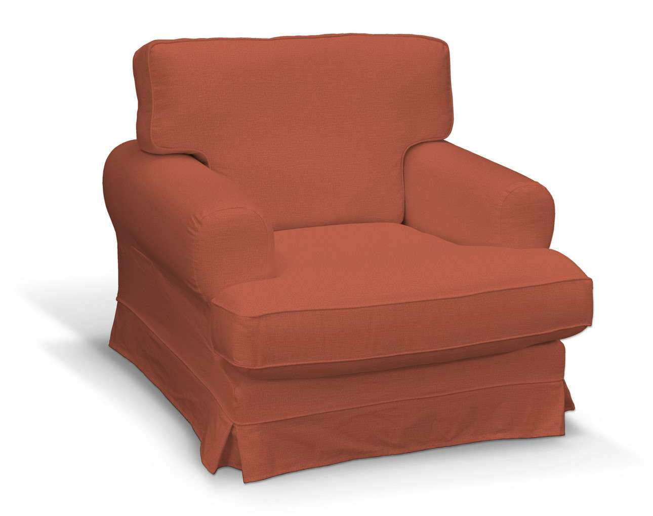 IKEA stoelhoes/ overtrek voor Ekeskog van de collectie Ingrid, Stof: 705-37