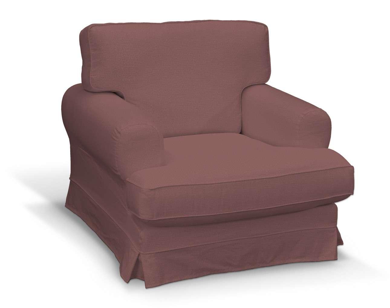 Pokrowiec na fotel Ekeskog w kolekcji Ingrid, tkanina: 705-38