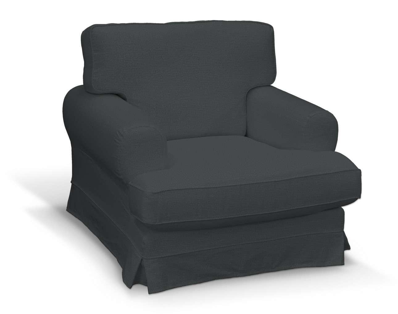 Pokrowiec na fotel Ekeskog w kolekcji Ingrid, tkanina: 705-43