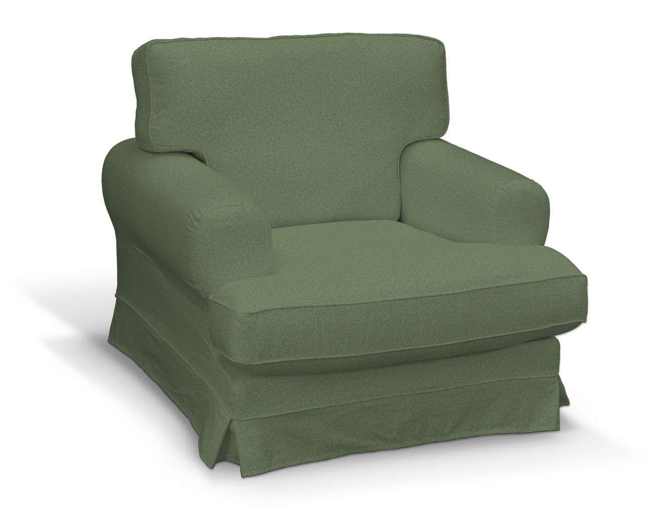 Pokrowiec na fotel Ekeskog w kolekcji Amsterdam, tkanina: 704-44
