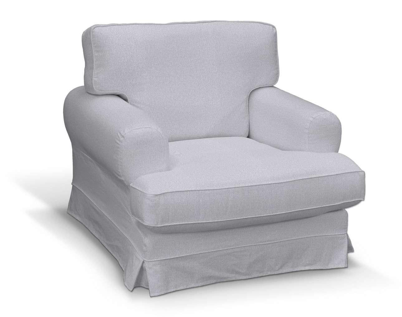 Pokrowiec na fotel Ekeskog w kolekcji Amsterdam, tkanina: 704-45