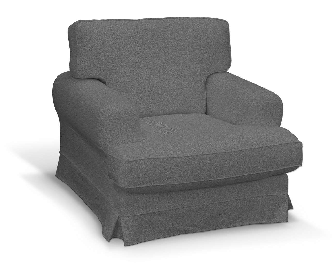 Pokrowiec na fotel Ekeskog w kolekcji Amsterdam, tkanina: 704-47