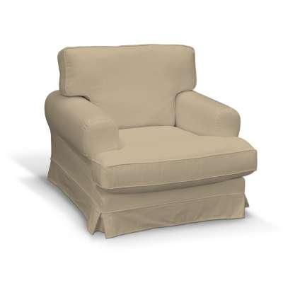Pokrowiec na fotel Ekeskog w kolekcji Living, tkanina: 160-82