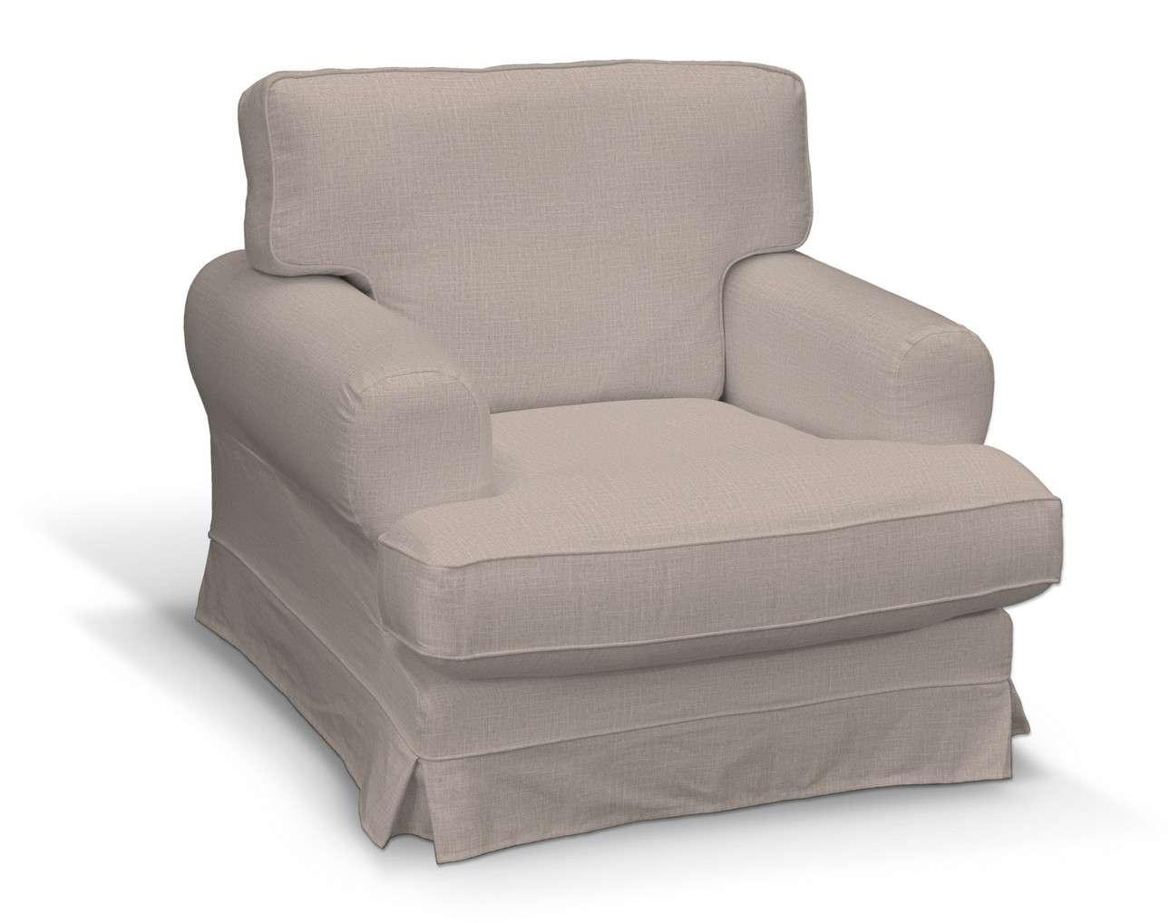 Pokrowiec na fotel Ekeskog w kolekcji Living, tkanina: 160-85