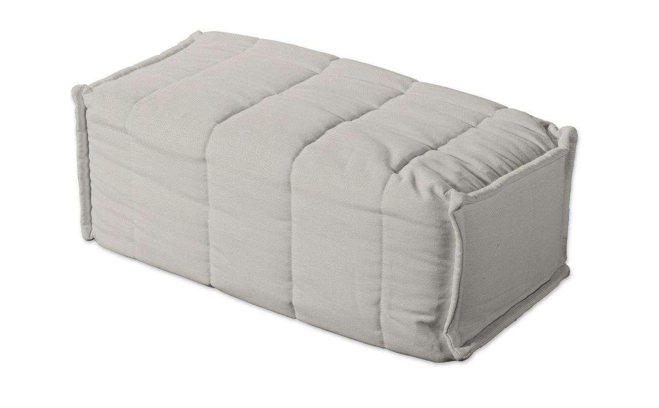 Beddinge trekk til armlene fra kolleksjonen Cotton Panama, Stoffets bredde: 702-31