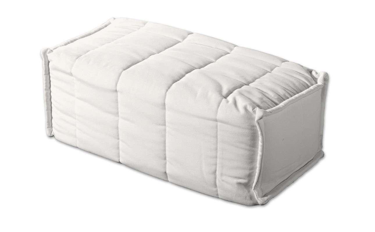 Beddinge trekk til armlene fra kolleksjonen Cotton Panama, Stoffets bredde: 702-34