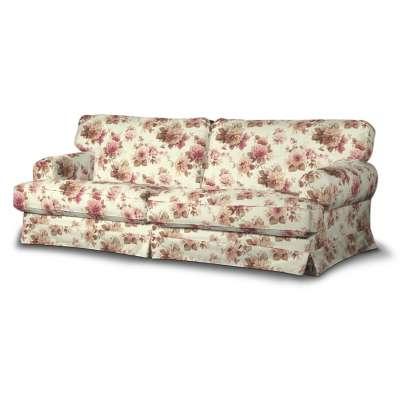 Pokrowiec na sofę Ekeskog rozkładaną w kolekcji Londres, tkanina: 141-06
