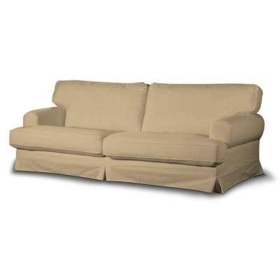 Pokrowiec na sofę Ekeskog rozkładaną w kolekcji Cotton Panama, tkanina: 702-01