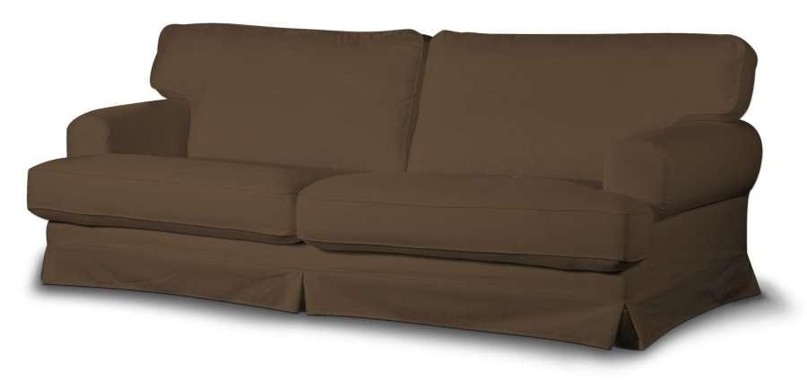 Pokrowiec na sofę Ekeskog rozkładaną w kolekcji Cotton Panama, tkanina: 702-02