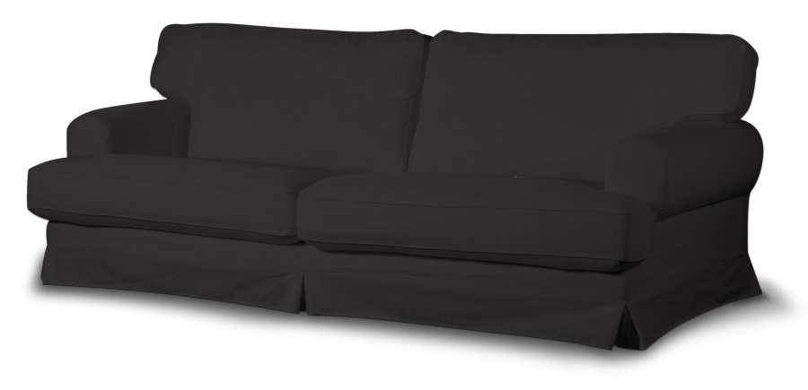 Pokrowiec na sofę Ekeskog rozkładaną w kolekcji Cotton Panama, tkanina: 702-08