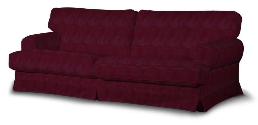 Pokrowiec na sofę Ekeskog rozkładaną w kolekcji Chenille, tkanina: 702-19