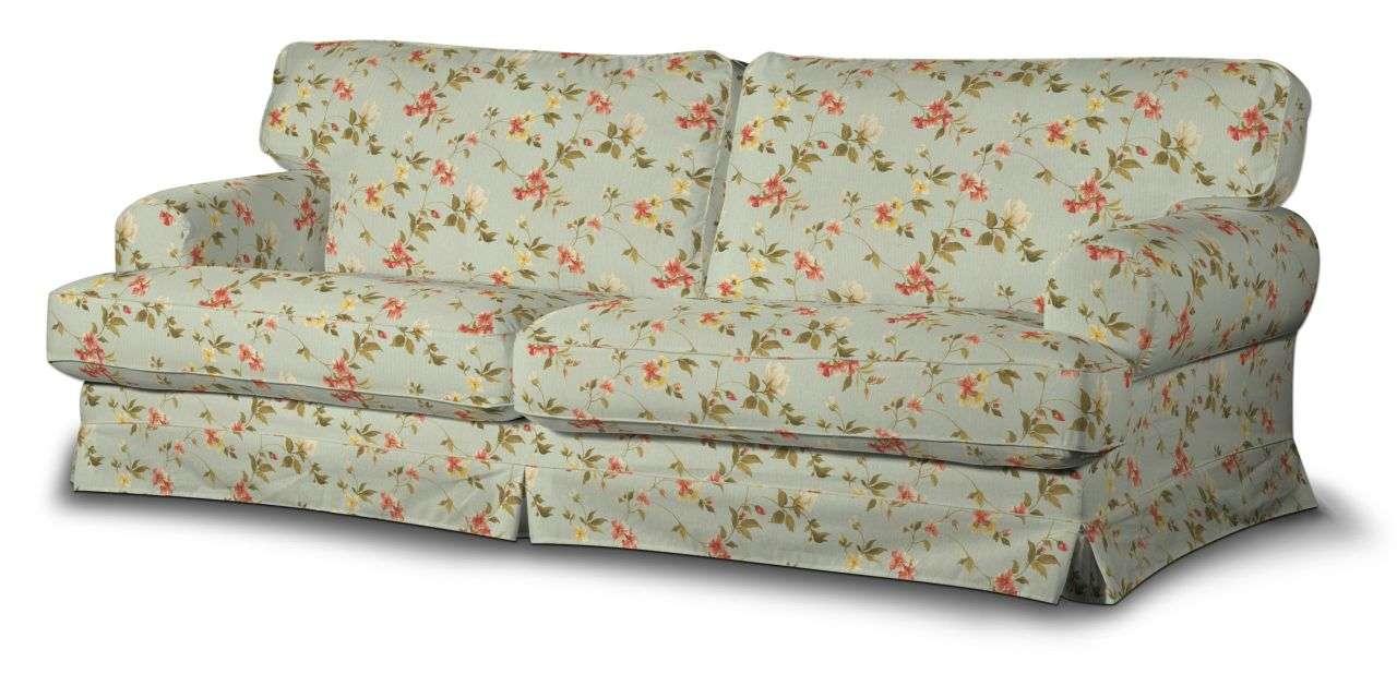 Pokrowiec na sofę Ekeskog rozkładaną w kolekcji Londres, tkanina: 124-65