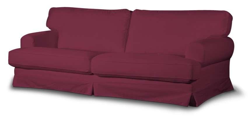 Ekeskog trekk sovesofa fra kolleksjonen Cotton Panama, Stoffets bredde: 702-32