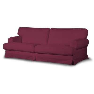 Pokrowiec na sofę Ekeskog rozkładaną w kolekcji Cotton Panama, tkanina: 702-32
