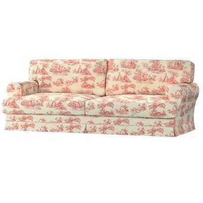 Pokrowiec na sofę Ekeskog rozkładaną w kolekcji Avinon, tkanina: 132-15