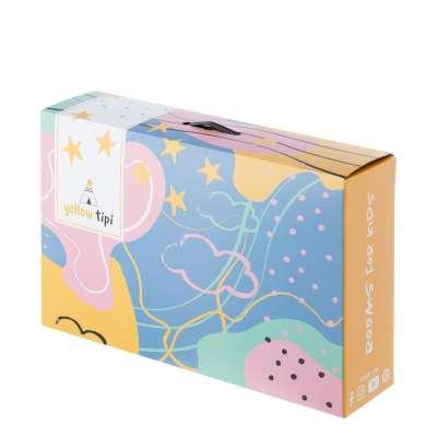 Pudełko prezentowe Yellow Tipi