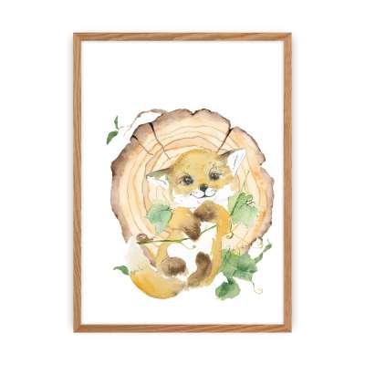 Obrazek Forest Story Fox