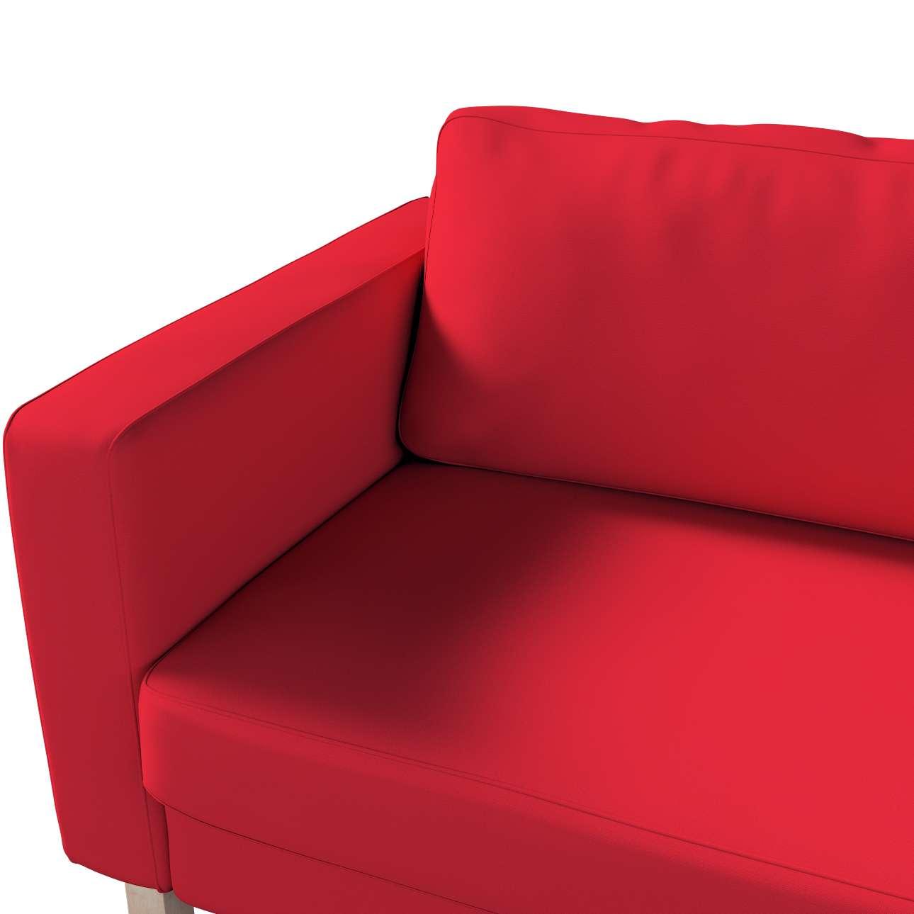 IKEA-hoes voor Karlstad 2-zitsslaapbank van de collectie Cotton Panama, Stof: 702-04