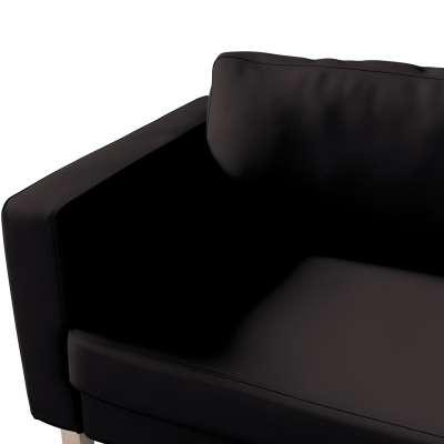 Pokrowiec na sofę Karlstad rozkładaną w kolekcji Cotton Panama, tkanina: 702-09