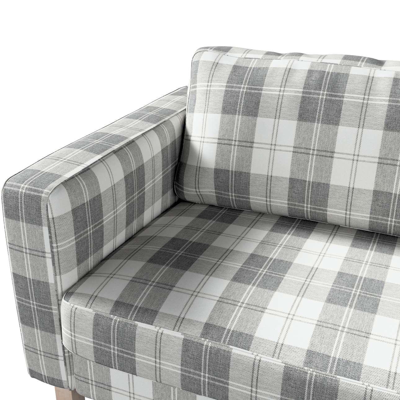 Pokrowiec na sofę Karlstad rozkładaną w kolekcji Edinburgh, tkanina: 115-79