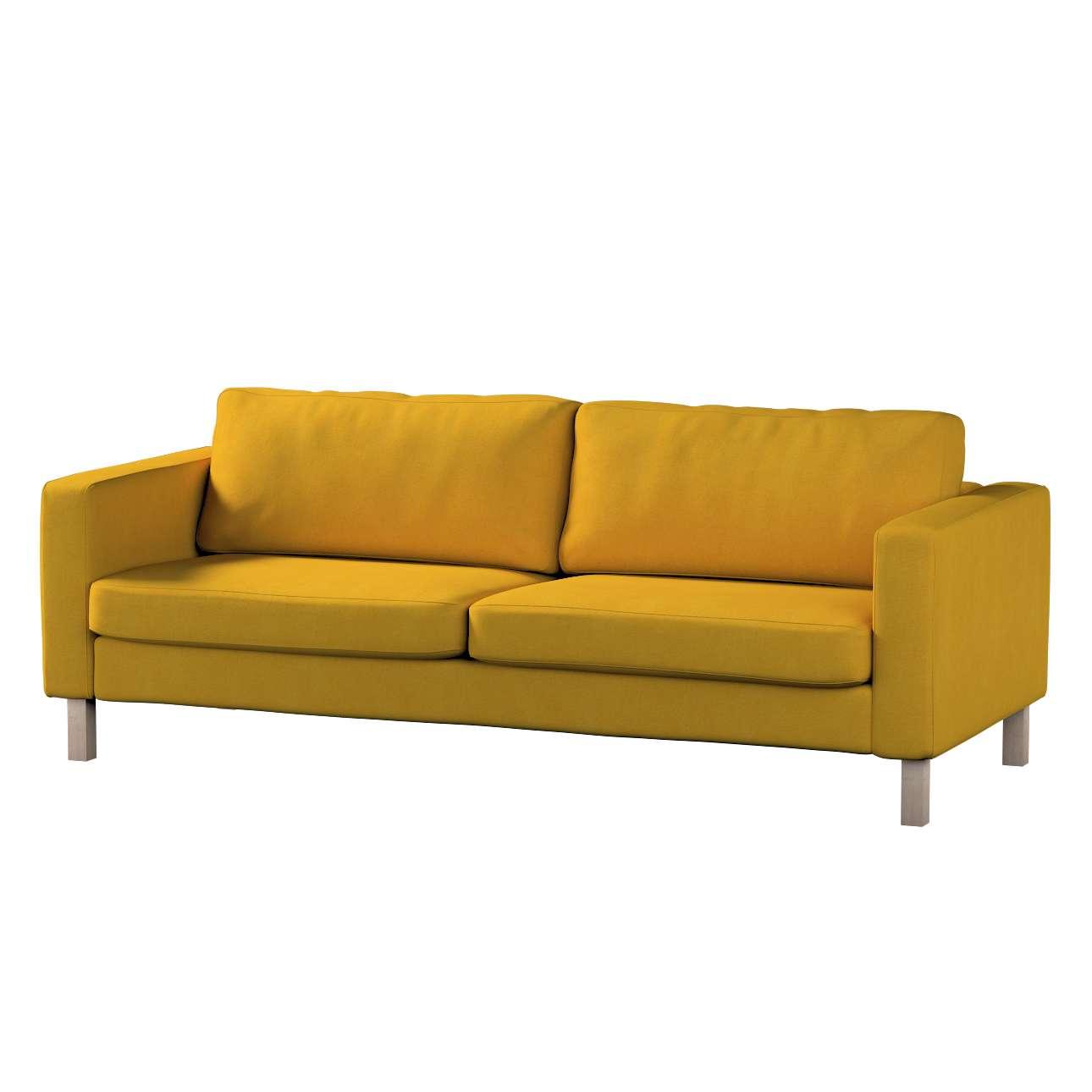 Pokrowiec na sofę Karlstad rozkładaną w kolekcji Etna, tkanina: 705-04