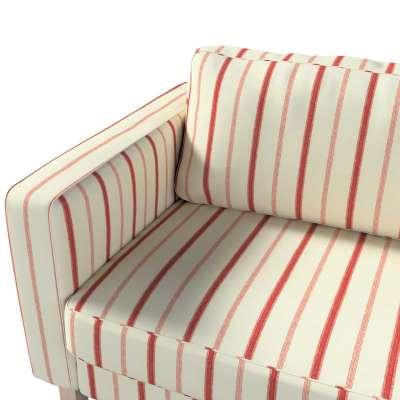Pokrowiec na sofę Karlstad rozkładaną w kolekcji Avinon, tkanina: 129-15