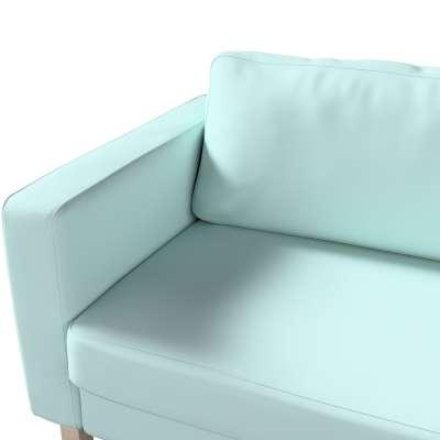 Karlstad trekk sovesofa 222cm fra kolleksjonen Cotton Panama, Stoffets bredde: 702-10