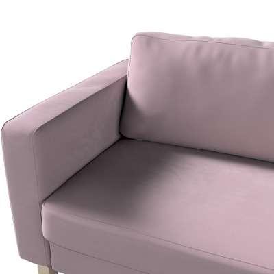 Pokrowiec na sofę Karlstad rozkładaną w kolekcji Velvet, tkanina: 704-14