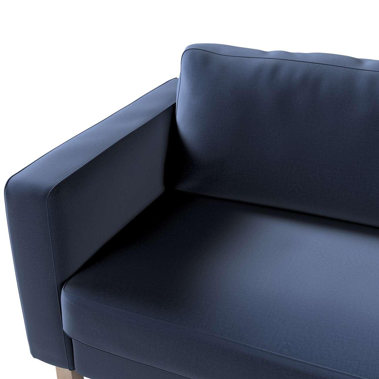 Pokrowiec na sofę Karlstad rozkładaną w kolekcji Ingrid, tkanina: 705-39