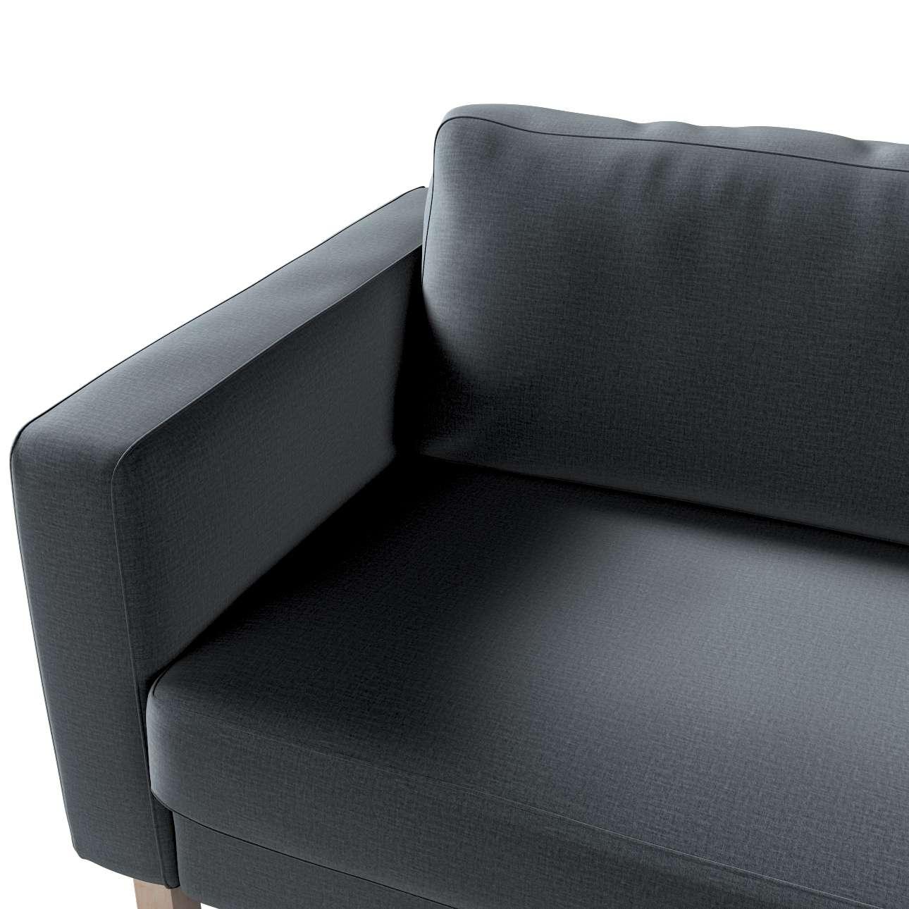 Pokrowiec na sofę Karlstad rozkładaną w kolekcji Ingrid, tkanina: 705-43